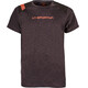 La Sportiva M's TX Top T-Shirt Black/Tangerine